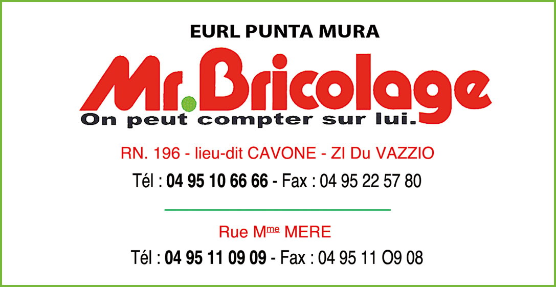 mr bricolage ajaccio maison design. Black Bedroom Furniture Sets. Home Design Ideas